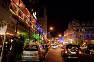 Long Street: endereço certo para quem curtir a noite na Cidade do Cabo.